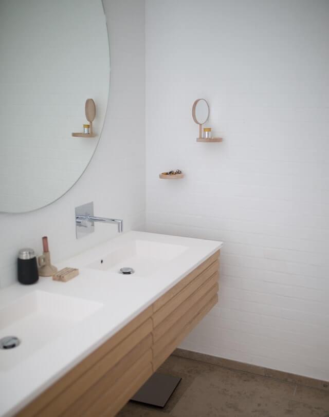 installing bathroom tiles in newcastle residential property